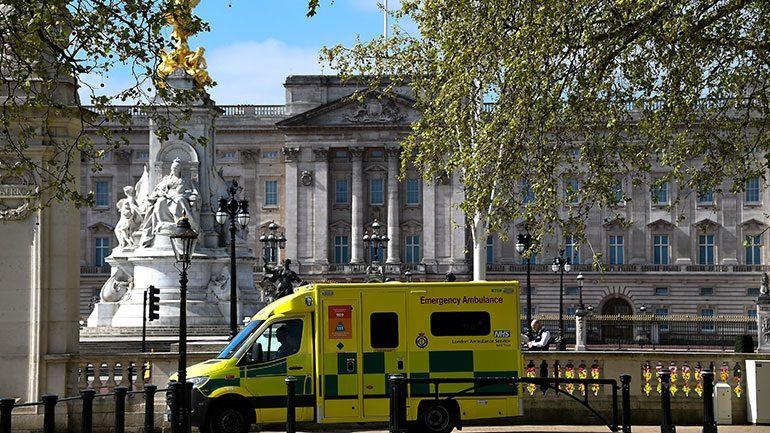 Στους 778 οι νεκροί στο Ηνωμένο Βασίλειο σε ένα 24ωρο