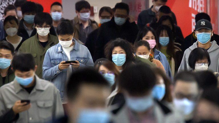 Κίνα: 46 νέα επιβεβαιωμένα κρούσματα κορωνοϊού
