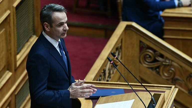 Βουλή: Σήμερα η συζήτηση των πολιτικών αρχηγών με πρωτοβουλία Μητσοτάκη