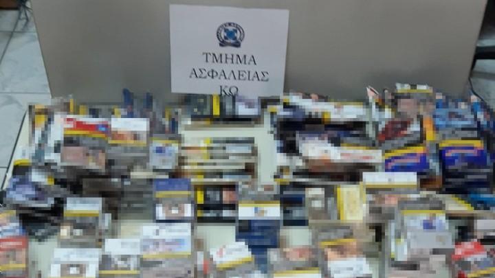 Μετανάστες στην Κω διέρρηξαν κατάστημα και αφαίρεσαν ποτά και τσιγάρα αξίας 10.000 ευρώ