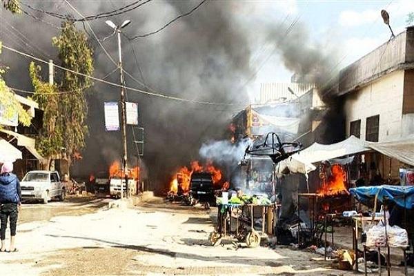 Συρία: Τουλάχιστον 46 νεκροί έπειτα από βόμβα σε βυτιοφόρο