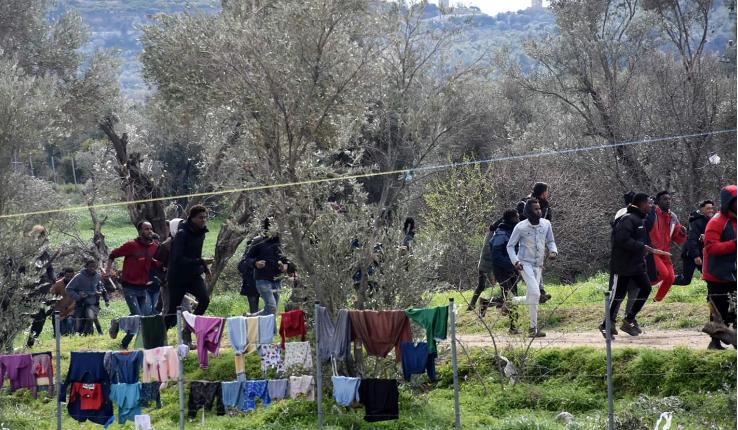Χίος: «Έκαναν μπάνιο 10 άτομα μέσα στη δεξαμενή μου.. Κατέστρεφαν το βιός μου»