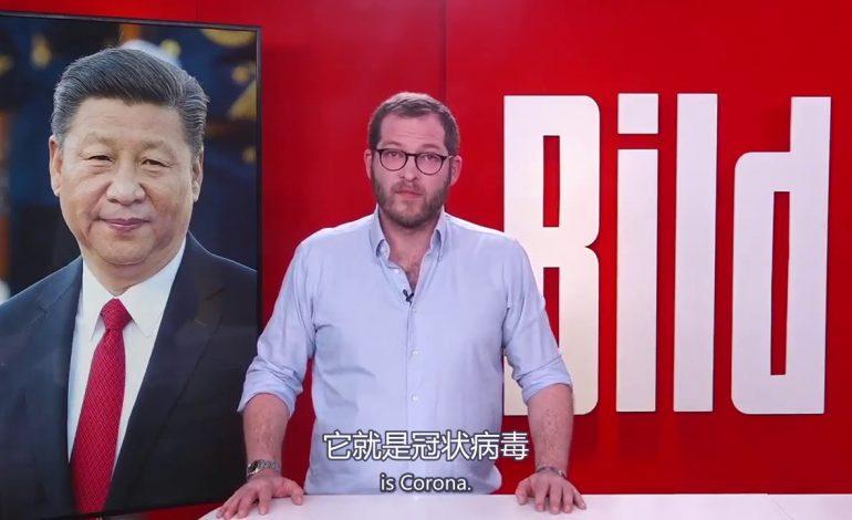 Επίθεση της BILD στην Κίνα. Ζητάει 149 δισεκατομμύρια….
