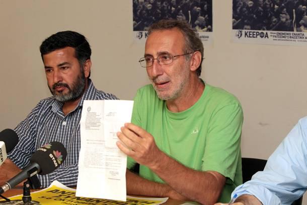 Γλυφάδα: Κλήσεις για άσκοπες μετακινήσεις στον Κωνσταντίνου του ΚΕΕΡΦΑ και τον πρόεδρο της Πακιστανικής Κοινότητας