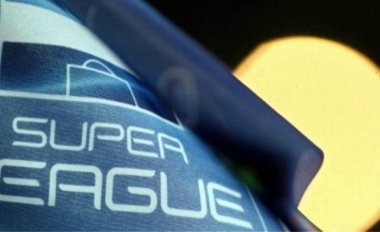 Super League: Η πλειοψηφία θέλει επανέναρξη του πρωταθλήματος