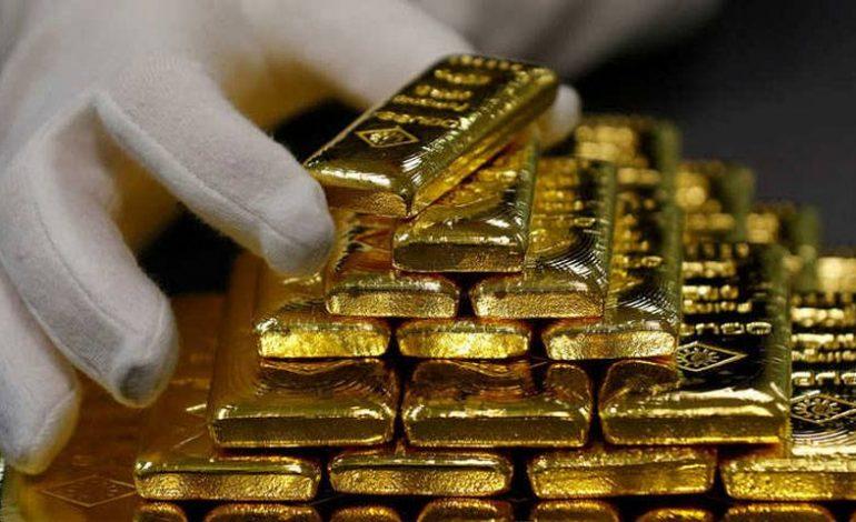"""""""Ράλι"""" για τον χρυσό – Έκλεισε σε υψηλό επτά και πλέον ετών"""
