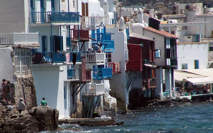 Bild: «Η ελπίδα για τις φετινές διακοπές έρχεται από την Ελλάδα