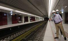 Μετρό: Στις αρχές Ιουλίου σε λειτουργία οι σταθμοί «Κορυδαλλός», «Νίκαια» και «Αγ. Βαρβάρα»