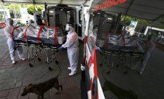 Μεξικό-Covid-19: 371 νέοι θάνατοι και 3.227 νέα κρούσματα