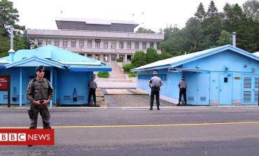 Ανταλλαγή πυρών στα σύνορα Βόρειας και Νότιας Κορέας – Δεν αναφέρθηκαν τραυματισμοί