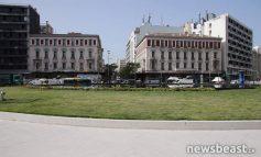 Ζωντανεύει και πάλι η «νέα» πλατεία Ομονοίας