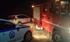 Τραγωδία στο Λουτράκι: Τέσσερις νεκροί μέσα σε χαράδρα