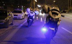 Νυχτερινή κινηματογραφική καταδίωξη στη Μεσογείων για την κλεμμένη Ducati
