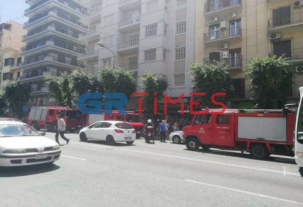 Θεσσαλονίκη: Σε 36χρονη ανήκει η απανθρακωμένη σορός – Επεσε φλεγόμενη