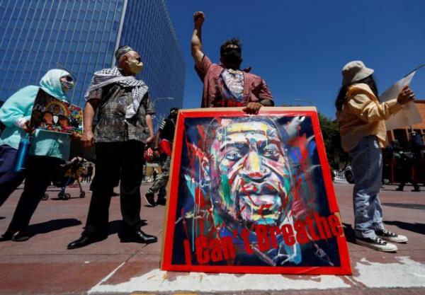 Τζορτζ Φλόιντ: Εγγύση – μαμούθ για την αποφυλάκιση του δολοφόνου του