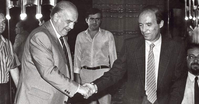 23 Ιουνίου 1996: Τέλος Εποχής. Γράφει ο  Ησαΐας Κωνσταντινίδης