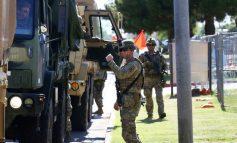 ΗΠΑ: 1.600 στελέχη του στρατού ξηράς μεταφέρθηκαν στην περιοχή της Ουάσινγκτον