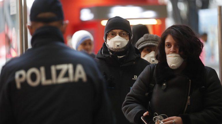 Στους 34.223 συνολικά οι νεκροί από covid-19 στην Ιταλία – Μικρή αύξηση το τελευταίο 24ωρο