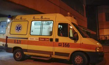 Θεσσαλονίκη: Στο νοσοκομείο δύο ανήλικες που έπεσαν σε φωταγωγό πολυκατοικίας