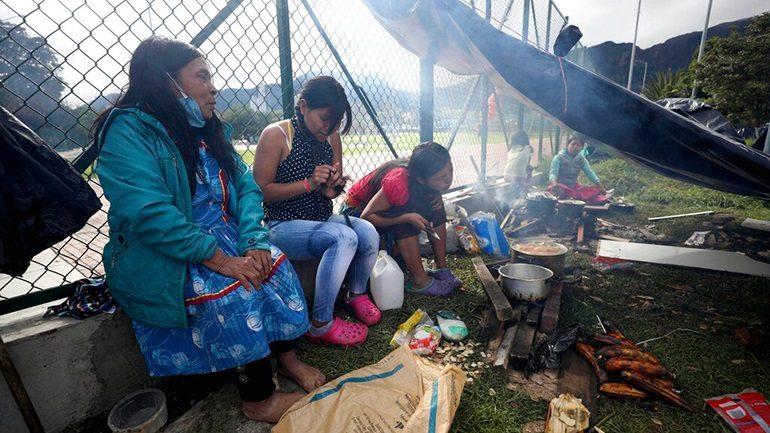 Σε έξαρση η πανδημία και στην Κολομβία: Θλιβερό ρεκόρ με 111 θανάτους σε ένα 24ωρο
