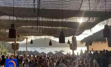 Τα μέτρα πήγαν περίπατο και πάλι στη Μύκονο – Νέες εικόνες συνωστισμού στο νησί των ανέμων