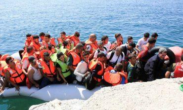 Μυτιλήνη: Έφθασε και δεύτερη βάρκα, με 40 πρόσφυγες και μετανάστες, μέσα στον Ιούνιο
