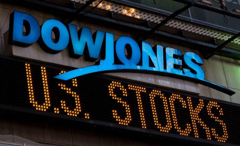 Εβδομαδιαίες απώλειες 5,6% για τον Dow εν μέσω φόβων για δεύτερο κύμα του κορονοϊού
