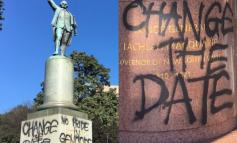 Αυστραλία: Συλλήψεις για το βανδαλισμό αγάλματος του Τζέιμς Κουκ στο Σίδνεϊ