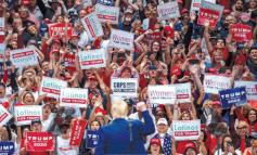 Η ύφεση φέρνει άσχημα μαντάτα στον Tραμπ