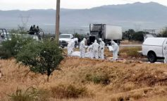 Απίστευτες εικόνες στο Μεξικό: Βρέθηκαν 14 πτώματα πάνω στο δρόμο