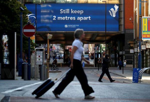 Ραγδαία αύξηση κρουσμάτων στη Βρετανία – Αυστηρότερο lockdown στις βόρειες περιοχές