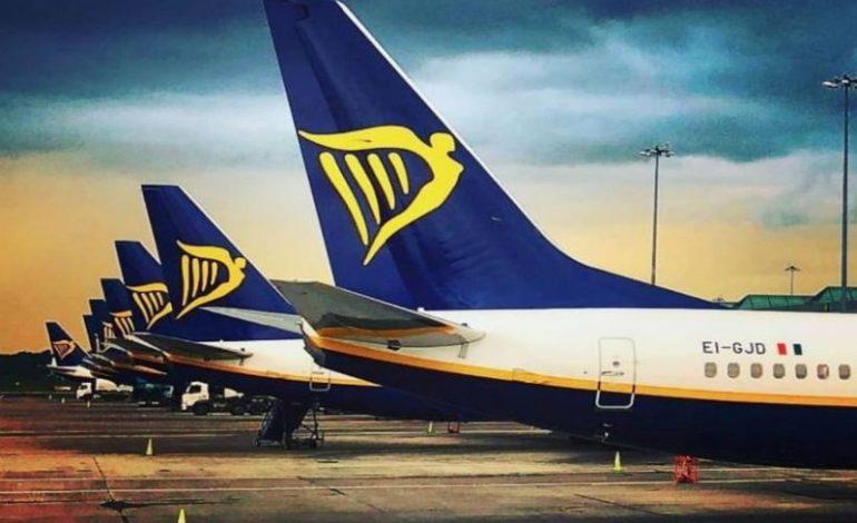 H Ryanair δεν μειώνει τις πτήσεις προς Ισπανία
