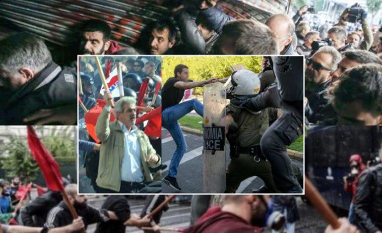 Ασαφής ο Νόμος για τις διαδηλώσεις ασαφής και η εφαρμογή του. Γράφει ο Δημήτρης Τσελένης