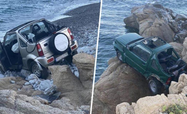 Τραγωδία στη Μύκονο: αυτοκίνητα τουριστών κατέληξαν σε γκρεμό!