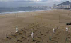Βραζιλία-Covid-19: 1.252 νέοι θάνατοι και 48.105 νέα κρούσματα