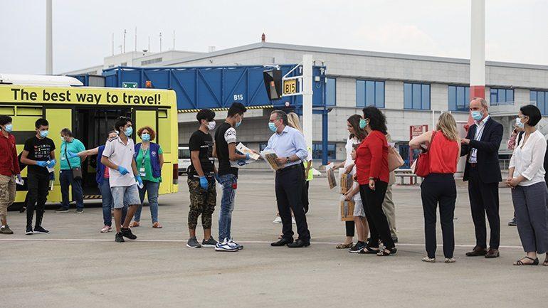 Καλαμάτα: Προσπάθησαν να πετάξουν για Ιταλία και Ολλανδία και συνελήφθησαν