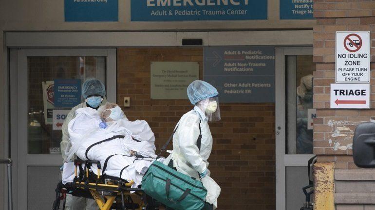 ΗΠΑ: 1.400 νεκροί και  πάνω από 72.000 κρούσματα σε 24 ώρες
