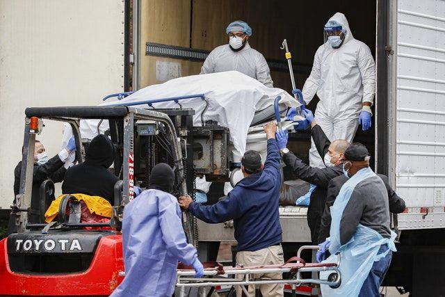 ΗΠΑ: 442 οι θάνατοι – Σχεδόν 60.000 τα κρούσματα σε 24 ώρες
