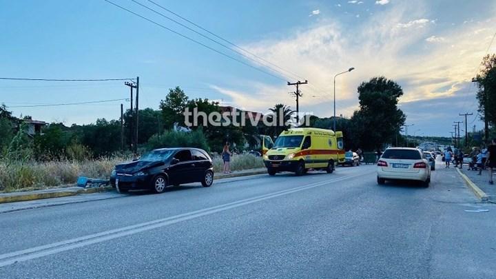 Τραγωδία στη Χαλκιδική: Νεκρές δύο αδελφές σε τροχαίο