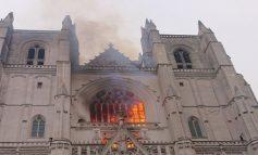 Πρόσφυγας από τη Ρουάντα ομολόγησε ότι έβαλε φωτιά στον καθεδρικό ναό της Νάντης