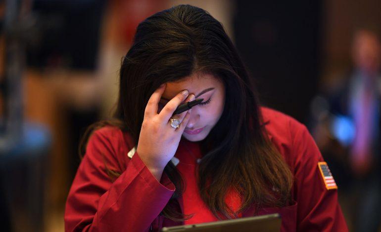 Πτώση στη Wall Street, με «βαρίδι» τον τεχνολογικό κλάδο