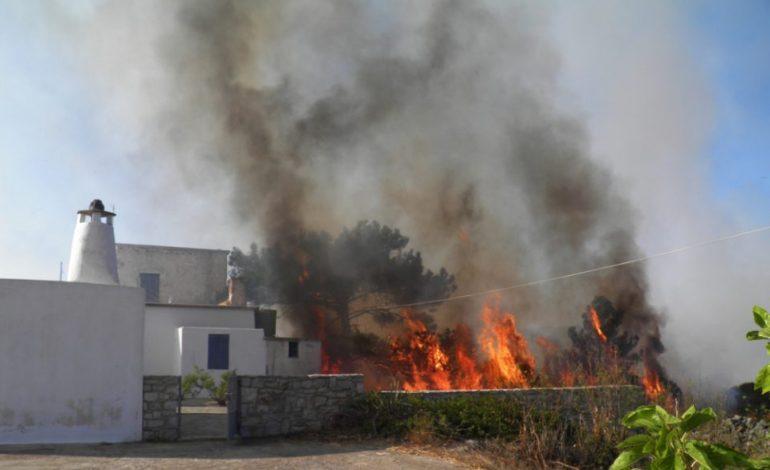 «Παιχνίδια» με τις φωτιές για να κάψει ο ένας τον άλλον – Σοκαριστικές αποκαλύψεις για Κύθηρα και Μάνη