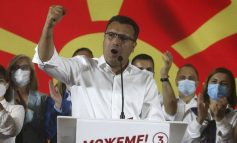 Νικητής των εκλογών στη Βόρεια Μακεδονία ο Ζάεφ με μικρή διαφορά από VMRO