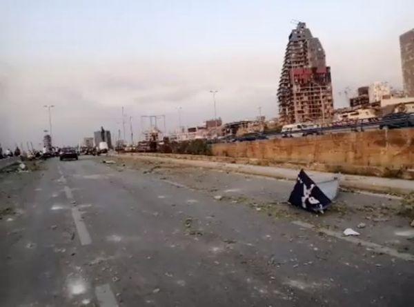 Βηρυτός: Συγκλονίζουν οι περιγραφές των μαρτύρων
