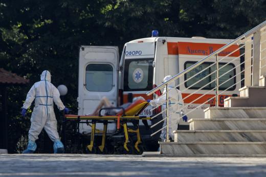 Κορωνοϊός: Κατέληξε και τρίτη ηλικιωμένη από τον οίκο ευγηρίας στο Ασβεστοχώρι Θεσσαλονίκης