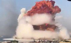 Βυρητός : Ανατινάχθηκαν χιλιάδες τόνοι νιτρικού αμμωνίου