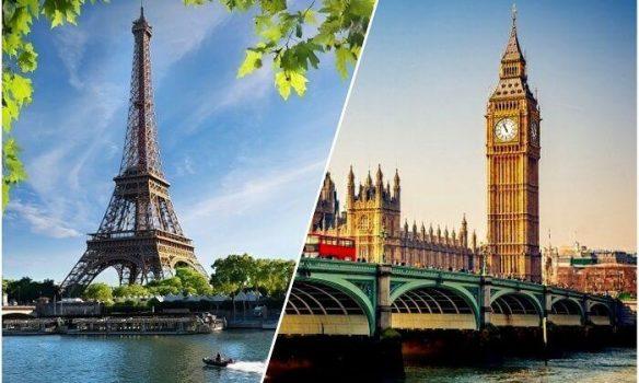 «Πόλεμος» Λονδίνου- Παρισιού για την καραντίνα των ταξιδιωτών