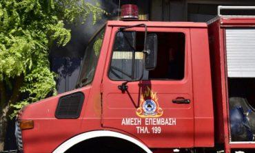 Συνελήφθη αλλοδαπός για εμπρησμό σε δύο εγκαταλειμμένες μονοκατοικίες στη Μυτιλήνη
