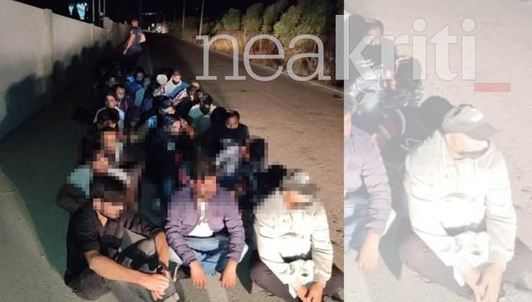 Αιματηρή συμπλοκή στη Μεσαρά – Πέντε Έλληνες τραυματίες, δεκάδες συλλήψεις Πακιστανών