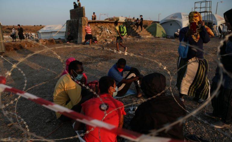 Ιλβα Γιόχανσον στο «Βήμα» : Ηρθε η ώρα να βγάλουμε τα γυαλιά του 2015 στο Μεταναστευτικό
